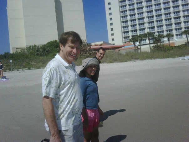 "World-renowned ""Dr. Beach,"" AKA Tourism's Stephen Leatherman"