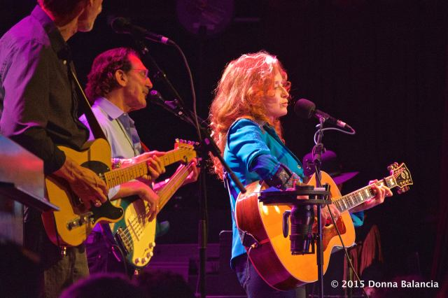 Bonnie Raitt Benefit Concert for Marty Grebb - Photo © 2015 Donna Balancia